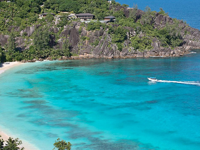 Four Seasons Resort, Seychelles
