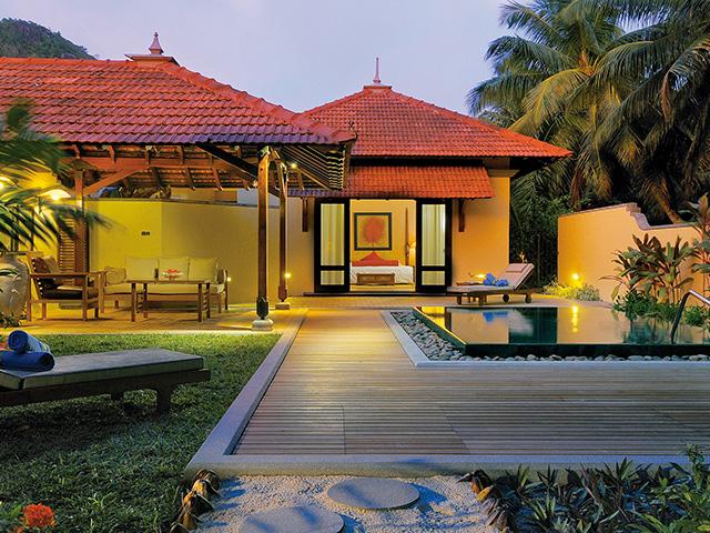Beachcomber Sainte Anne Resort & Spa, Seychelles
