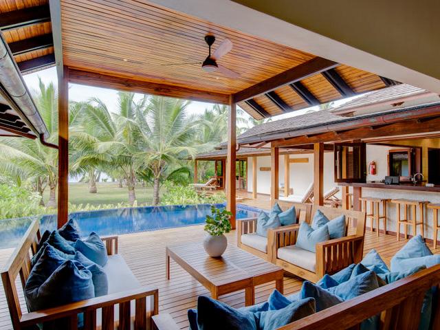 Desroches Island Resort, Seychelles