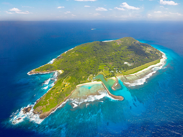 Frigate Island Private, Seychelles