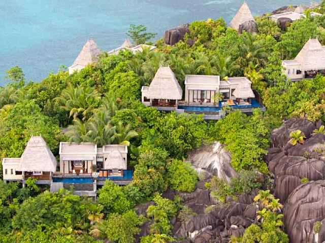 Maia Luxury Resort & Spa, Seychelles